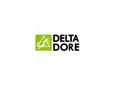DELTA DORE TYBOX 5100 PROGRAMMABLE T/STAT WITH INTERNET CONNECTIVITY